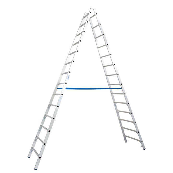 Лестница-стремянка KRAUSE Stabilo с перекладинами (124951)