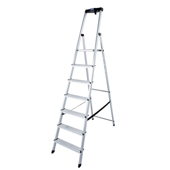 Лестница-стремянка KRAUSE Monto Safety (128973)