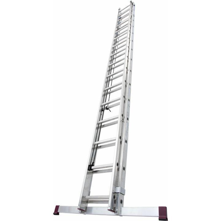 Выдвижная лестница с тросом KRAUSE Corda (030511)