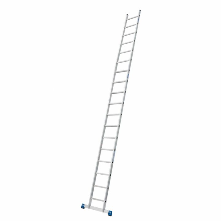 Лестница приставная с перекладинами KRAUSE Stabilo (133151)