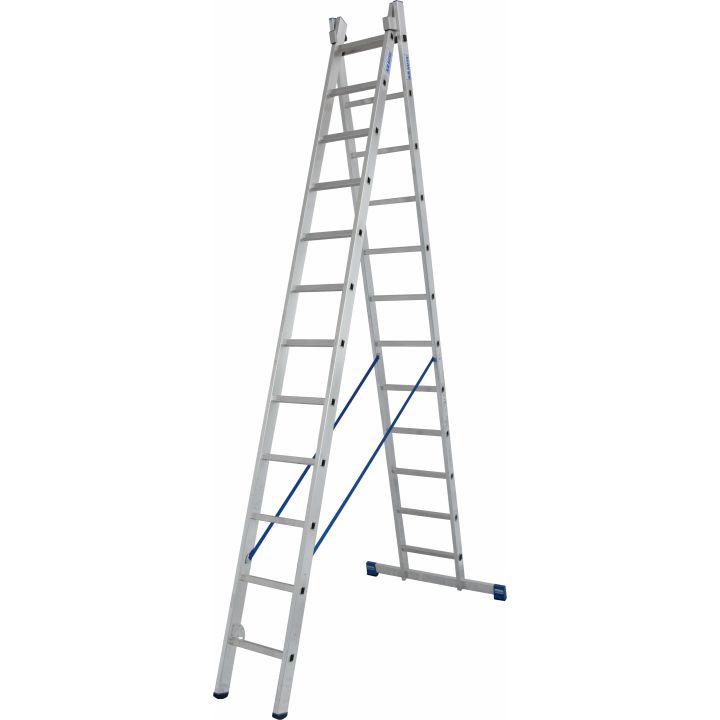 Универсальная лестница с перекладинами KRAUSE Stabilo (133502)